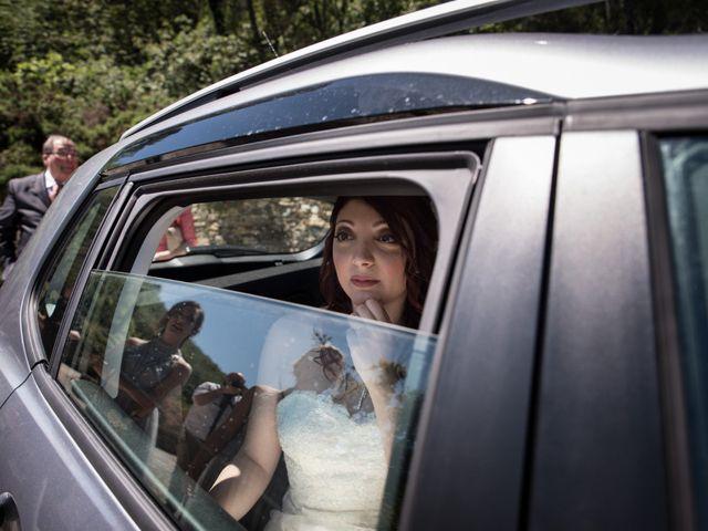 Il matrimonio di Emiliano e Paola a Buti, Pisa 13