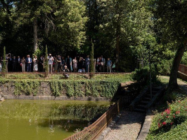 Il matrimonio di Emiliano e Paola a Buti, Pisa 14