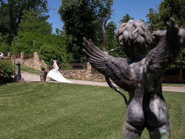 Il matrimonio di Emiliano e Paola a Buti, Pisa 17