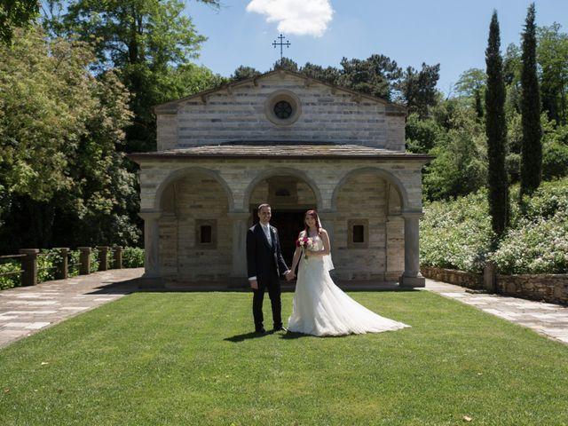 Il matrimonio di Emiliano e Paola a Buti, Pisa 21