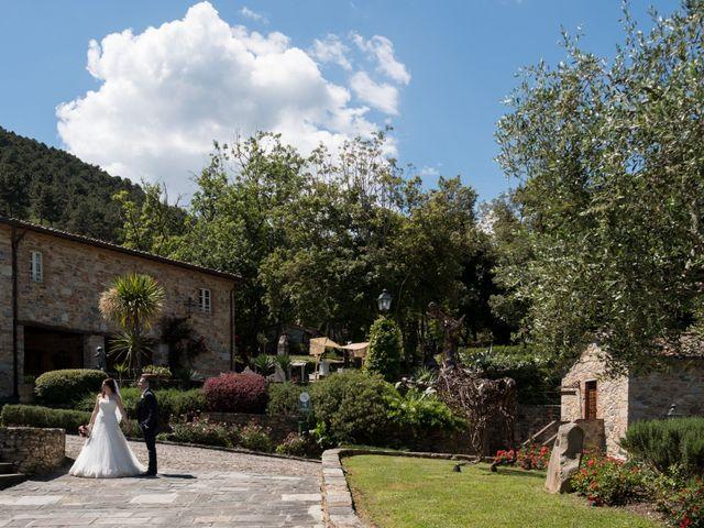 Il matrimonio di Emiliano e Paola a Buti, Pisa 24