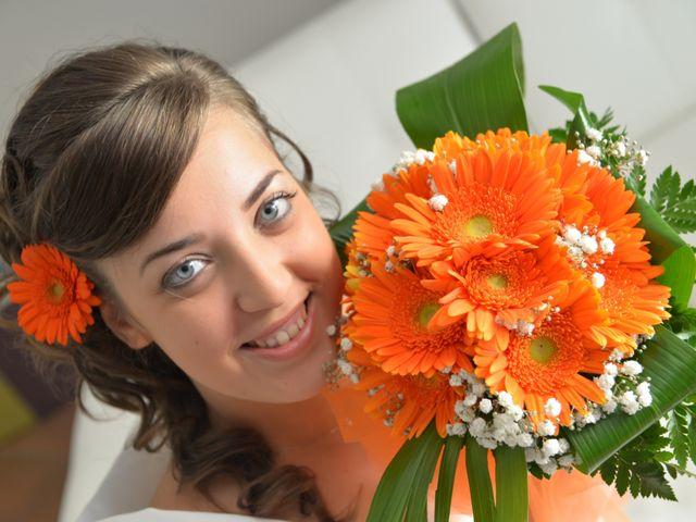 Il matrimonio di Daniele e Luisana a Paderno Franciacorta, Brescia 3