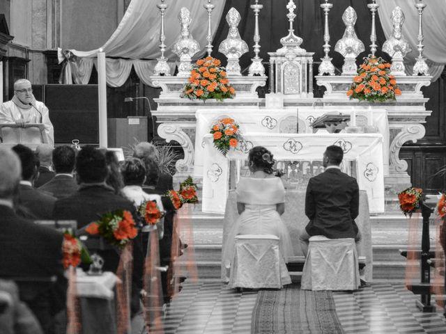 Il matrimonio di Daniele e Luisana a Paderno Franciacorta, Brescia 4