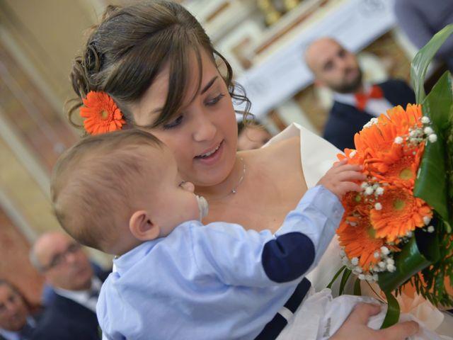 Il matrimonio di Daniele e Luisana a Paderno Franciacorta, Brescia 6