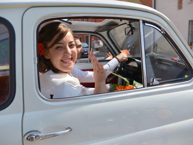 Il matrimonio di Daniele e Luisana a Paderno Franciacorta, Brescia 12