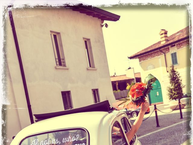 Il matrimonio di Daniele e Luisana a Paderno Franciacorta, Brescia 2