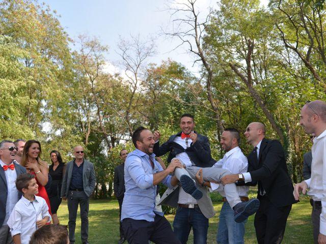 Il matrimonio di Daniele e Luisana a Paderno Franciacorta, Brescia 14