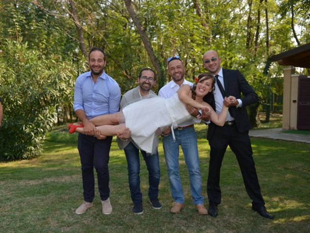 Il matrimonio di Daniele e Luisana a Paderno Franciacorta, Brescia 15