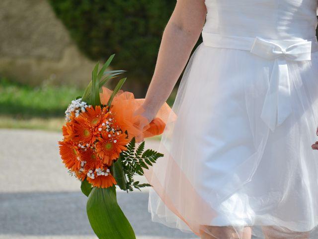 Il matrimonio di Daniele e Luisana a Paderno Franciacorta, Brescia 16