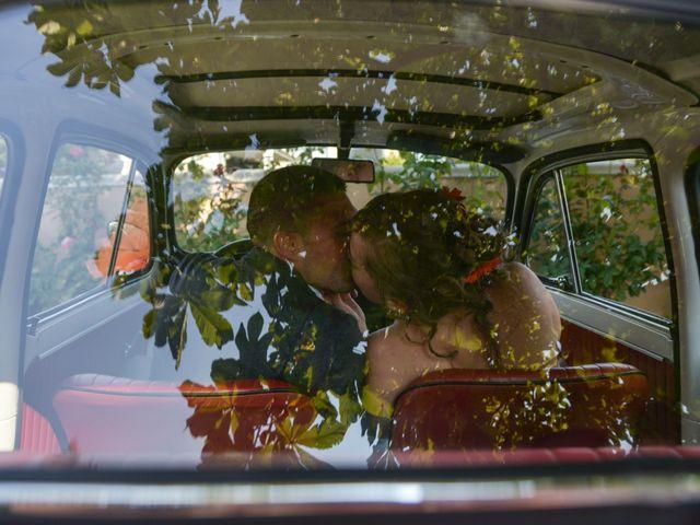 Il matrimonio di Daniele e Luisana a Paderno Franciacorta, Brescia 19