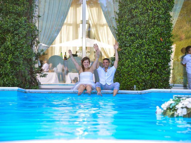 Il matrimonio di Daniele e Luisana a Paderno Franciacorta, Brescia 21