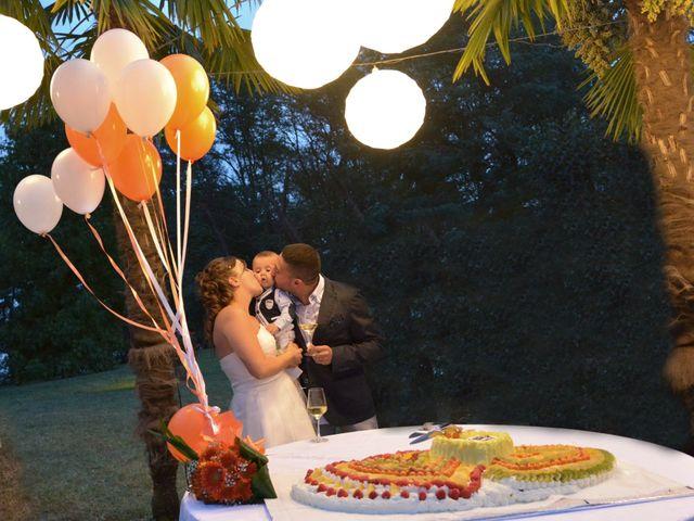 Il matrimonio di Daniele e Luisana a Paderno Franciacorta, Brescia 22