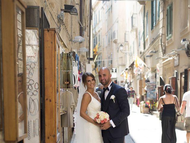 Il matrimonio di Salvatore e Sara a Alghero, Sassari 5
