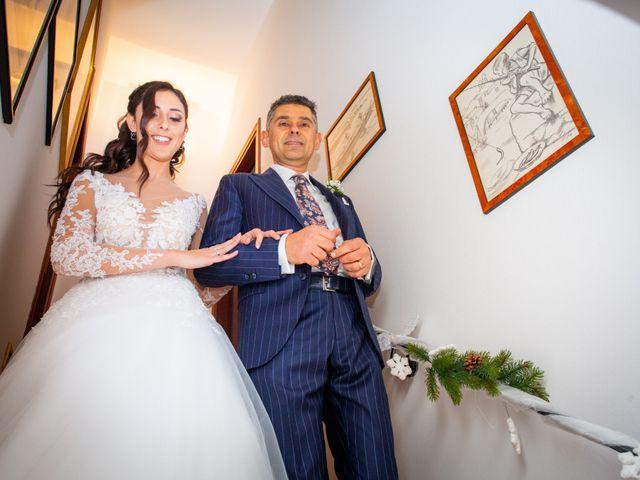Il matrimonio di Diego e Federica a Ravenna, Ravenna 24