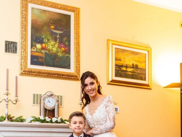 Il matrimonio di Diego e Federica a Ravenna, Ravenna 28