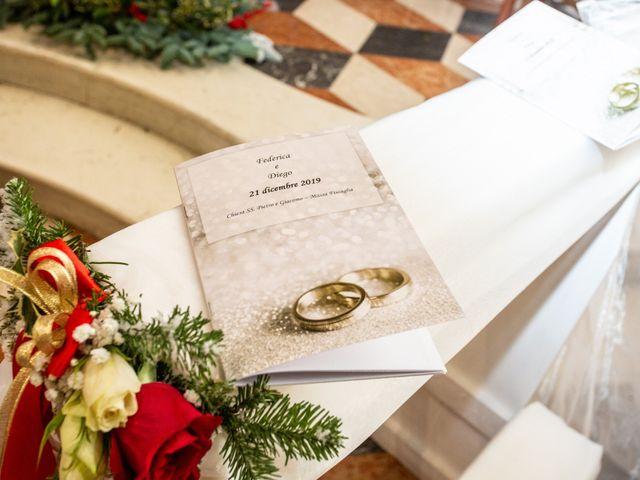 Il matrimonio di Diego e Federica a Ravenna, Ravenna 48