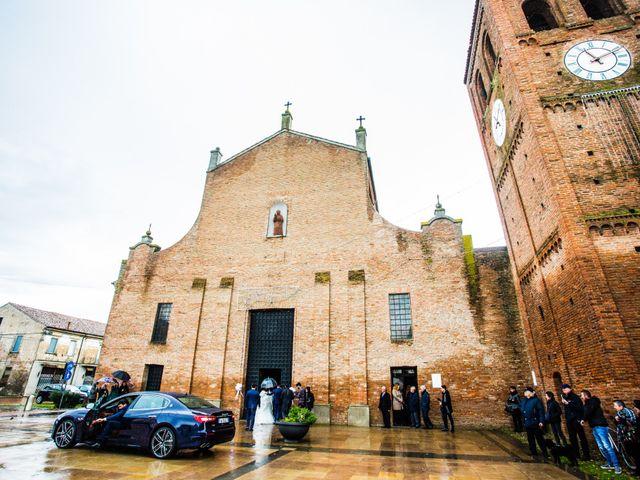 Il matrimonio di Diego e Federica a Ravenna, Ravenna 52