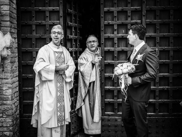 Il matrimonio di Diego e Federica a Ravenna, Ravenna 58