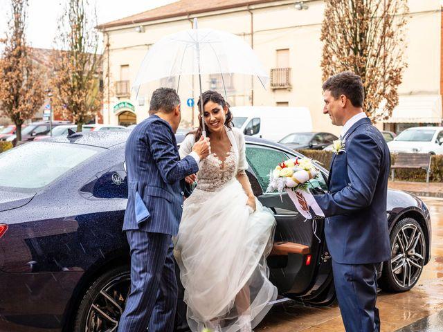 Il matrimonio di Diego e Federica a Ravenna, Ravenna 62