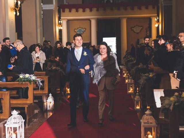 Il matrimonio di Diego e Federica a Ravenna, Ravenna 63