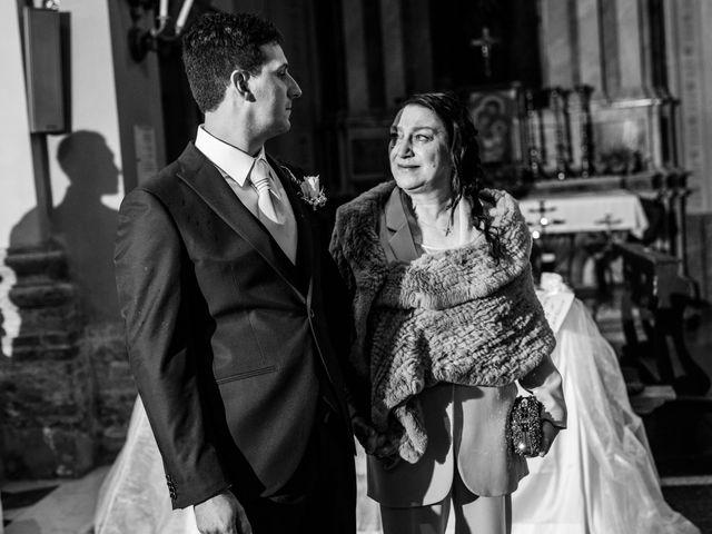 Il matrimonio di Diego e Federica a Ravenna, Ravenna 64