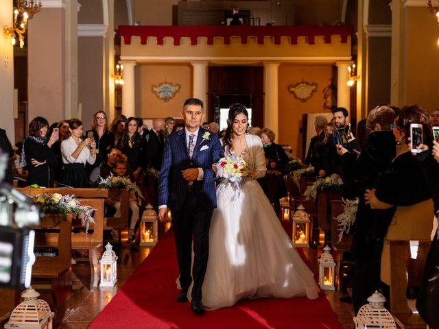 Il matrimonio di Diego e Federica a Ravenna, Ravenna 68
