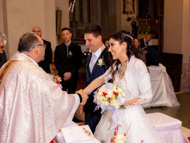 Il matrimonio di Diego e Federica a Ravenna, Ravenna 71
