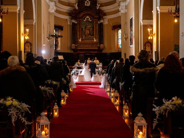 Il matrimonio di Diego e Federica a Ravenna, Ravenna 73