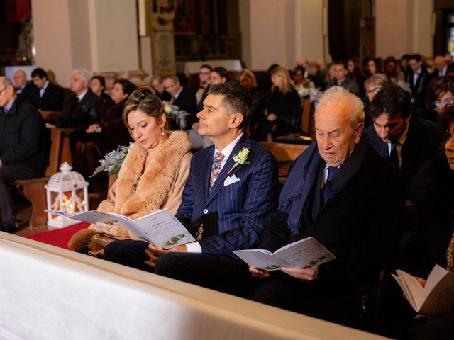 Il matrimonio di Diego e Federica a Ravenna, Ravenna 74