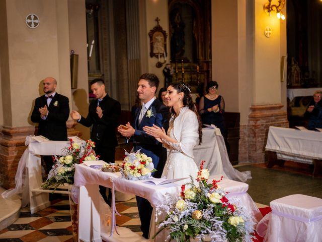 Il matrimonio di Diego e Federica a Ravenna, Ravenna 77