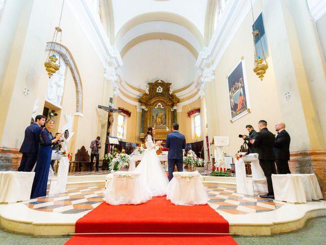 Il matrimonio di Diego e Federica a Ravenna, Ravenna 81