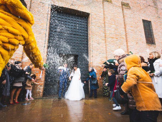 Il matrimonio di Diego e Federica a Ravenna, Ravenna 87