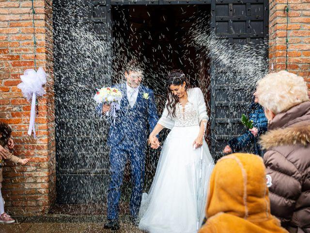 Il matrimonio di Diego e Federica a Ravenna, Ravenna 88