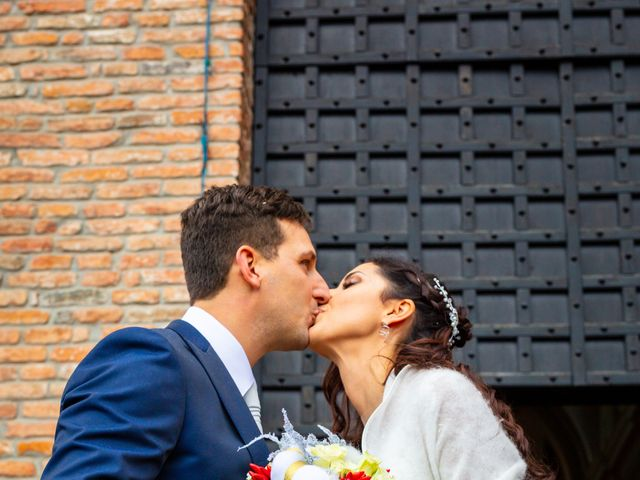 Il matrimonio di Diego e Federica a Ravenna, Ravenna 90