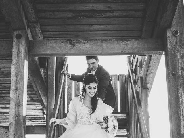 Il matrimonio di Diego e Federica a Ravenna, Ravenna 95