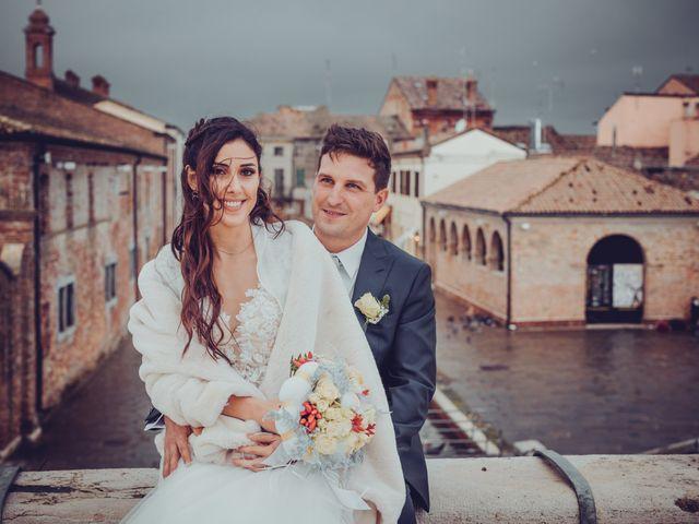 Il matrimonio di Diego e Federica a Ravenna, Ravenna 99