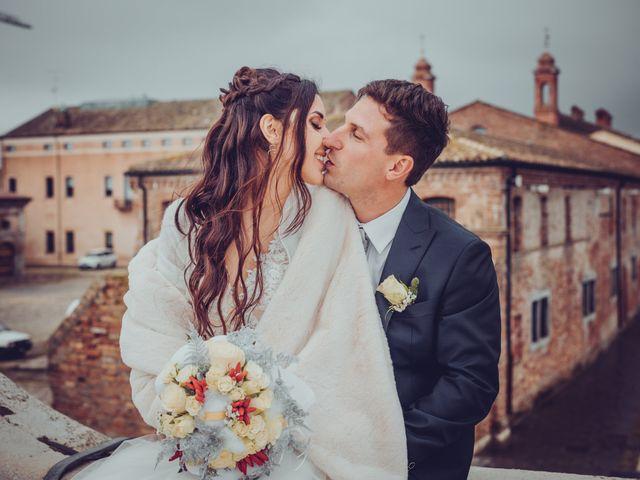 Il matrimonio di Diego e Federica a Ravenna, Ravenna 100