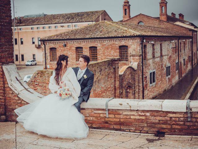 Il matrimonio di Diego e Federica a Ravenna, Ravenna 101