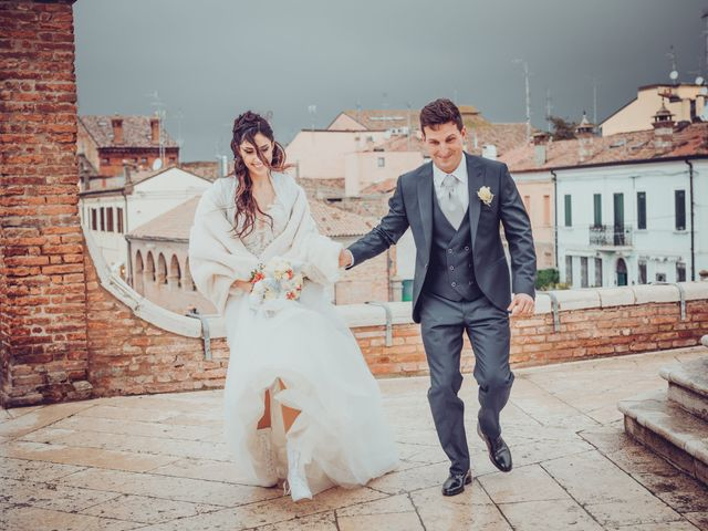 Il matrimonio di Diego e Federica a Ravenna, Ravenna 102