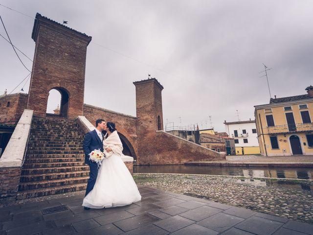 Il matrimonio di Diego e Federica a Ravenna, Ravenna 107