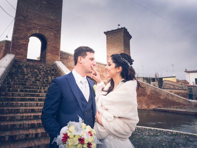 Il matrimonio di Diego e Federica a Ravenna, Ravenna 108
