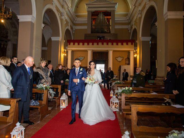 Il matrimonio di Diego e Federica a Ravenna, Ravenna 122