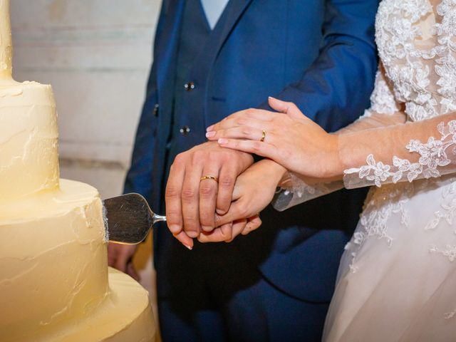 Il matrimonio di Diego e Federica a Ravenna, Ravenna 162