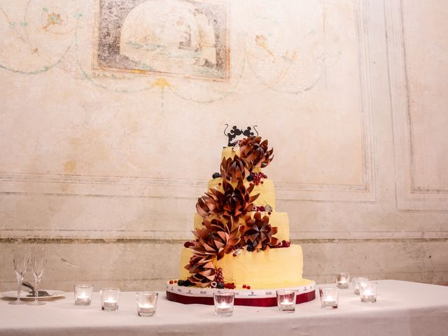 Il matrimonio di Diego e Federica a Ravenna, Ravenna 175