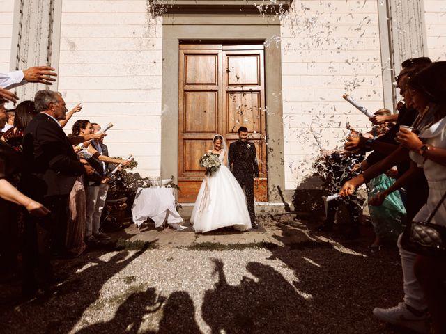 Il matrimonio di Giada e Andrea a Pisa, Pisa 33