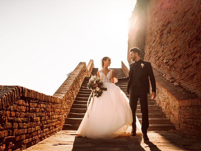 Il matrimonio di Giada e Andrea a Pisa, Pisa 35