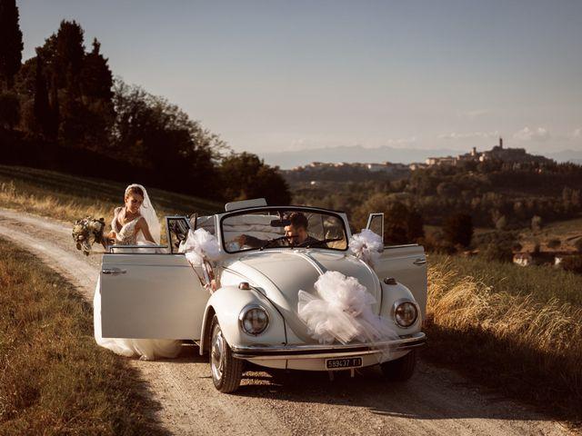 Il matrimonio di Giada e Andrea a Pisa, Pisa 37