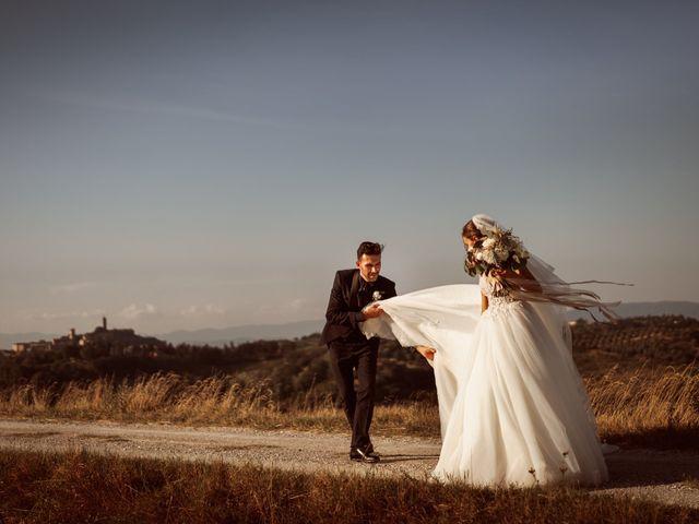 Il matrimonio di Giada e Andrea a Pisa, Pisa 38