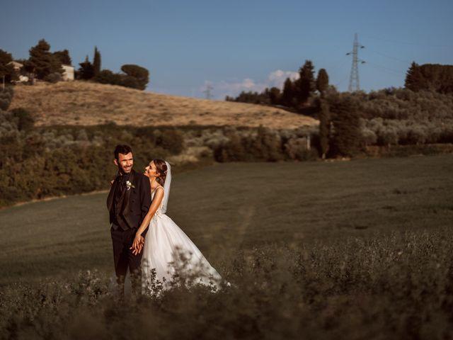 Il matrimonio di Giada e Andrea a Pisa, Pisa 41