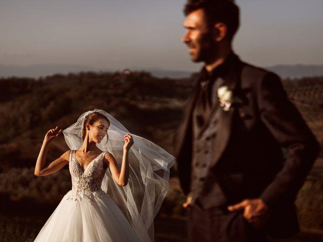 Il matrimonio di Giada e Andrea a Pisa, Pisa 43